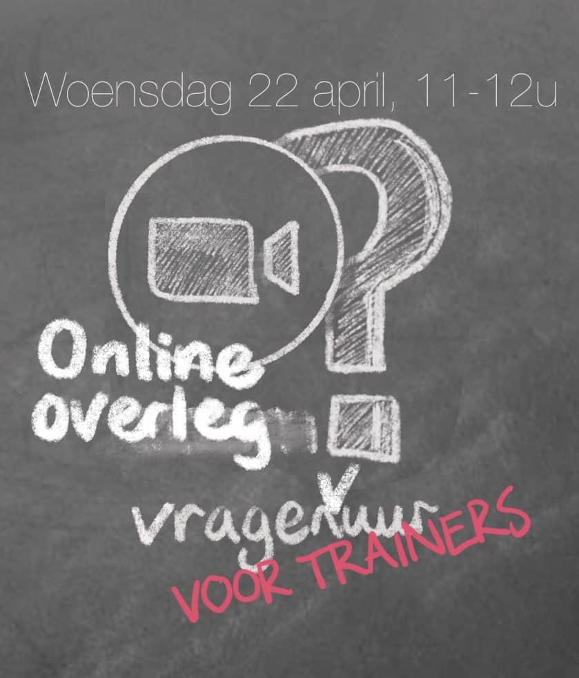 Online Overleg Vragenvuur